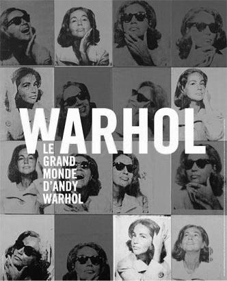 Andy Warhol au Grand Palais