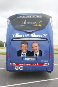 Le bus Libertas