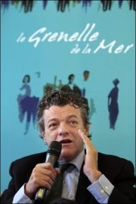 Jean-Louis Borloo, le Grenelle de la Mer - (c) Image François Guillot, AFP