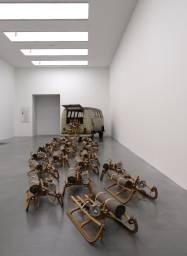 Das Rudel, 1969 - Joseph Beuys