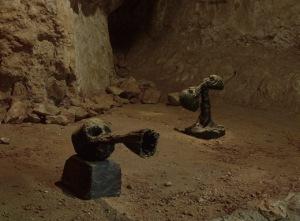 Sans titre, Miquel Barceló - Grotte du Mas d'Azil, 2009 - Illustration : Caza d'Oro, résidence d'artistes
