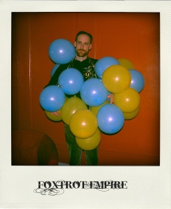 Foxtrot Empire - Courtesy Nick Grey