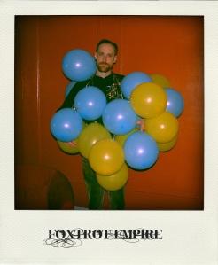 Foxtrot Empire - Courtesy Nick Grey