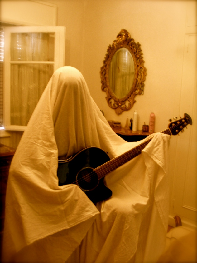 Nick Grey Sings The Ghosts - Courtesy Nick Grey